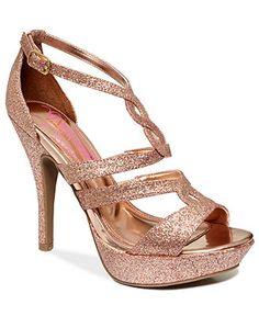 Unlisted Shoes, Party Hour Platform Sandals - Shoes - Macy's