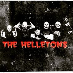 THE HELLETONS - Thrash Metal Hardcore band from Hell