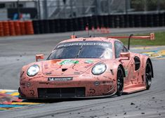 Porsche 911 Rsr, Porsche Cars, Gt Cars, Indy Cars, Race Cars, 24h Le Mans, Cars And Motorcycles, Rally, Peugeot