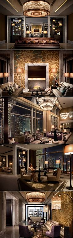 Luxury Residence Shanghai by Andre Fu of AFSO: