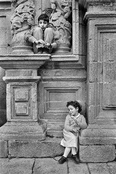 Cristina Garcia Rodero. SPAIN. Galicia. As Ermidas. Imaginary conversations