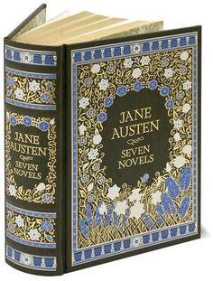BARNES  NOBLE | Jane Austen: Seven Novels (Barnes  Noble Leatherbound Classics) by Jane Austen | Hardcover