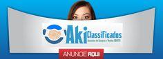 Aki Classificados    Site de classificados e anúncios grátis. Classificados de compra, venda, locação de imóveis, autos, veículos, info...