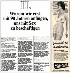 24 x Original-Werbung/Anzeige 1868 bis 1978 - EROTIK / SEXUALITÄT / AUFKLÄRUNG | eBay
