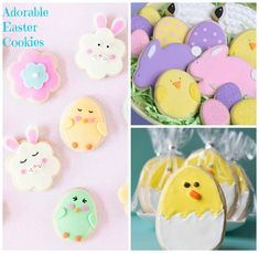 Adorable #Easter #Cookie Ideas