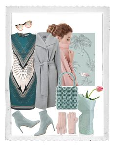 """lil"" by annavalee on Polyvore featuring art"