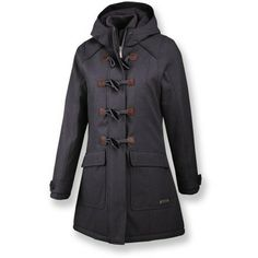 Consider a duffell coat. This one from REI is waterproof and windproof, and damn is it warm. Yes, it's a women's coat, but use it as a style guide.