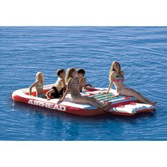Party Island Floats : Lake Toys, Lake Rafts, Water Toys, Floating Decks, Rafts