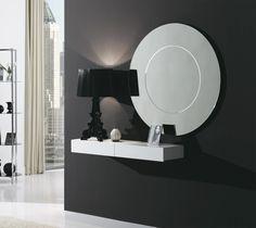Espejo Derain - #espejo, #mirror, #spiegel , #mobiliario, #furniture, #design, #diseno, #interiorismo, #interiorism, #deco, #decoration, #decoracion, #dekoration, #diningtable. Bathroom Lighting, Modern Mirrors, Furniture, Madrid, Home Decor, Round Bathroom Mirror, Modern Furniture, Houses, Modern Design