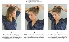 Quick and Easy Hairstyles For Short and Natural Hair