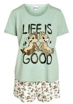 Disney Chip & Dale Life's Good Shorts Pyjamas