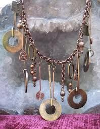 Washer, nuts and bolts Jewelry