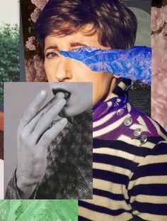 Recent collages - Pia Hakko