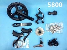 shimano 5800 groupset 105 road bicycle bike groupset 11s  Road cycling bike group bicycle derailleurs free ship
