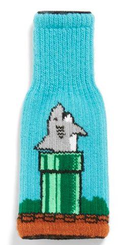 shark tube bottle insulator  http://rstyle.me/n/mnyvwpdpe