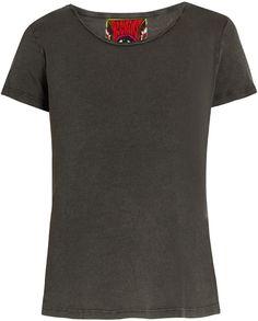 ROCKINS Short-sleeved cotton T-shirt Hue, Polo Ralph Lauren, Stylish, Mens Tops, Cotton, T Shirt, Women, Fashion, Supreme T Shirt