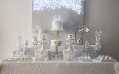 francisca neves - christmas - christmas dessert table