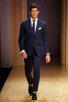 El modelo de la semana: Xavier Serrano
