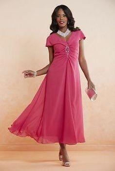 a0feb555695 ASHRO-New-Lynella-Dress-Gown-Plus-Size-16W-