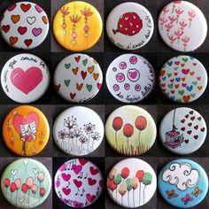 Je veux une machine à badges!!!