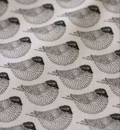 Sparrow Stamp of the logo; sell stamped images on paper or canvas to be framed or used as a patch...