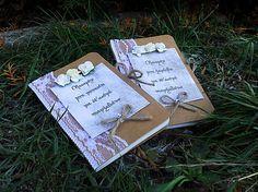 Scrapdesign / Knižky na recepty pre šťastné manželstvo