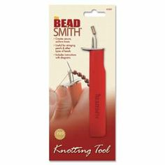 Beadsmith Knotting Tool 45171