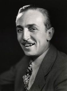 Walt Disney in 1931 at the age of 30.     [Courtesy of the Baron Missakian Collection, University of Missouri-Kansas City]