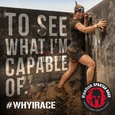Spartan Race #WhyIRace                                                                                                                                                                                 More