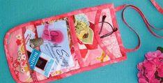 Sew 'N' Go Sewer's Wallet Pattern