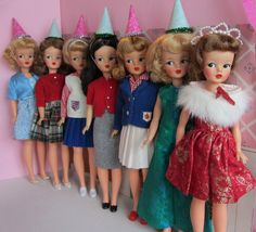 Vintage Girls, Vintage Barbie, Vintage Toys, Sindy Doll, Doll Toys, Baby Boomer Era, Tammy Doll, Childhood Toys, Childhood Memories