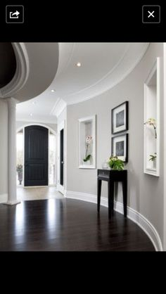 Paint color-  Benjamin Moore barren plain