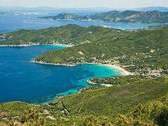 Elba Island - Procchio Beach Italy