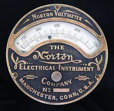 Norton Voltmeter