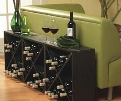 wine cellar cube