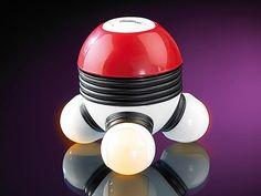 newgen medicals Mini Massagegerät mit 3D Vibration