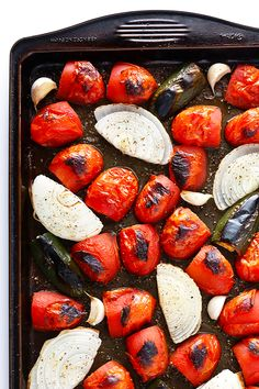 Roasted Tomato Salsa 6