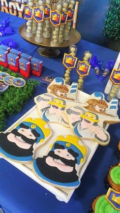 Clash Royale Birthday Party Ideas | Photo 6 of 15