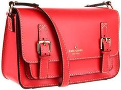 Kate Spade Essex Scout, what's not to love!