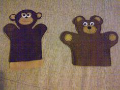 hand puppets for kids    keçeden yaptığım el kuklası