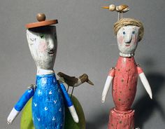 "Check out new work on my @Behance portfolio: ""Wooden dolls"" http://be.net/gallery/51548965/Wooden-dolls"