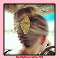 how to make hairstyles with braids and loose hair  #braids #hairstyles #loose