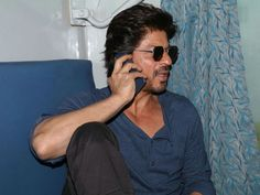 Case filed against Shah Rukh Khan for allegedly creating riots and damaging railway property