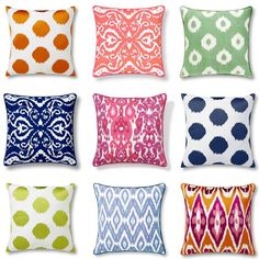 Pillows from C. Wonder