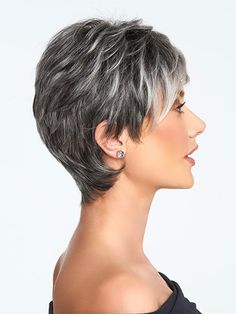 Today we have the most stylish 86 Cute Short Pixie Haircuts. We claim that you have never seen such elegant and eye-catching short hairstyles before. Pixie haircut, of course, offers a lot of options for the hair of the ladies'… Continue Reading → Pixie Hairstyles, Pixie Haircut, Short Hairstyles For Women, Straight Hairstyles, Haircut Short, Short Grey Hair, Short Hair Cuts, Short Hair Styles, Gray Hair