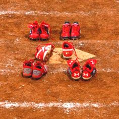 USA Softball...When its time to walk away, you leave them at the plate