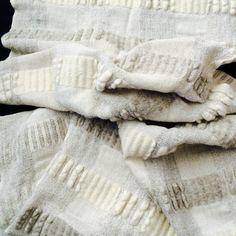 Handwoven shawls