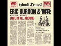 Eric Burdon & War - Spirit