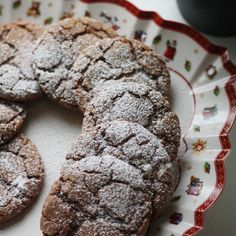 Minttusuklaakeksit Finnish Recipes, No Bake Cookies, Baking Cookies, Piece Of Cakes, Something Sweet, Holiday Cookies, I Love Food, Sweet Recipes, Food And Drink