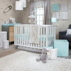 Glenna Jean Soho Crib Bedding Collection - www.buybuyBaby.com